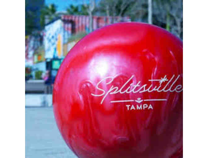 Splitsville Bowling Party