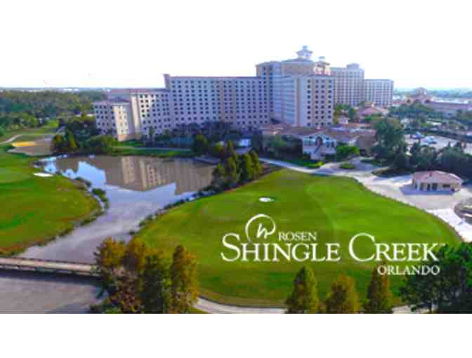 Rosen Shingle Creek Stay & Golf