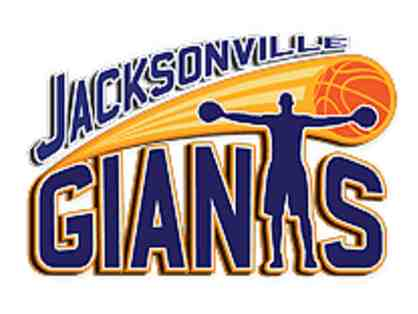 Jacksonville Giants 4 Pack of Tickets