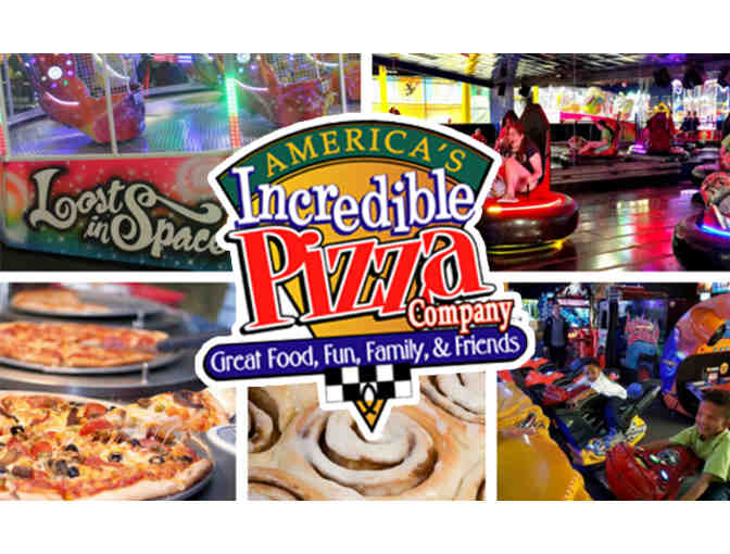 America's Incredible Pizza Company: Springfield, MO - Photo 1