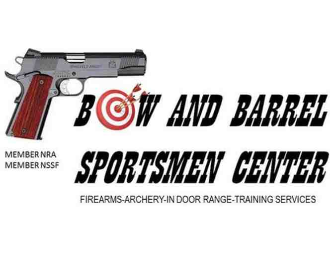 Bow & Barrel 3 Month Membership - Photo 1