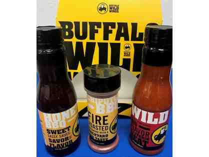 Buffalo Wild Wings Seasoning & Sauce
