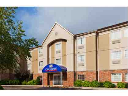 Fort Wood Hotels - Candlewood Suites - 1 Night Stay