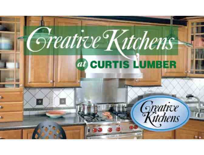 250.00 Gift Certificate to Curtis Lumber