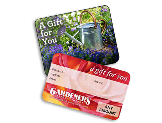 $50 Gift Card for Gardener's Supply