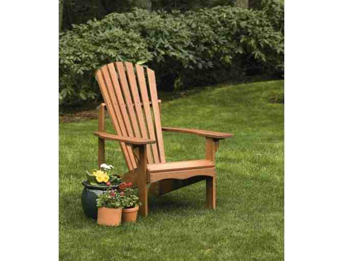Lodge Adirondack Chair