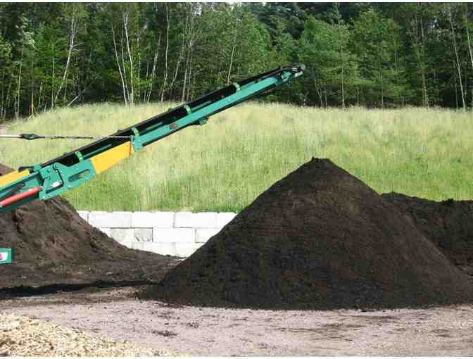 One Cubic Yard of Green Mountain Compost