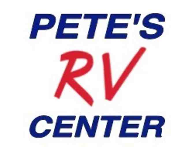 Pete's RV Parts & Accessories Store $250 Gift Card