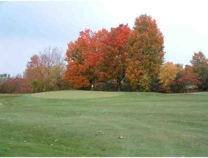 4 Green Fees for Golf at Champlain Country Club