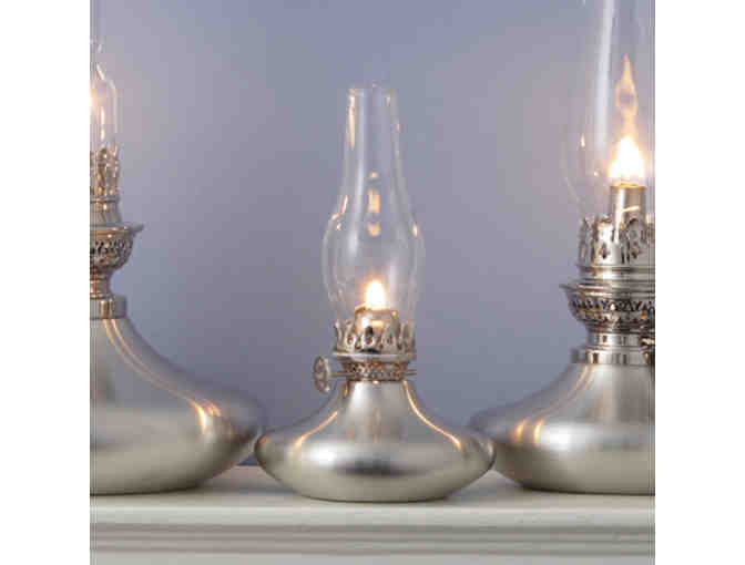 Danforth Pewter - Skipper Oil Lamp