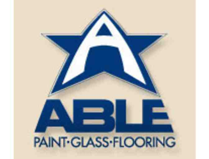 Able Paint Glass & Flooring - $25 Gift Card
