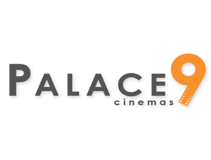 4 Movie Passes for Palace 9 in South Burlington