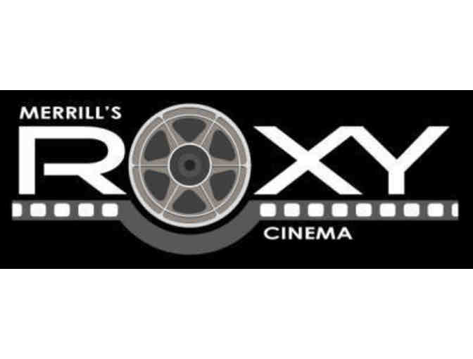 4 Movie Passes for the Roxy in Burlington