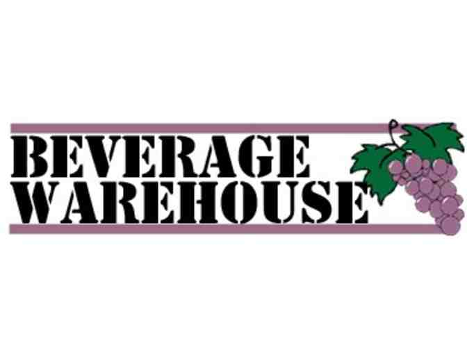 Beverage Warehouse $25 Gift Certificate