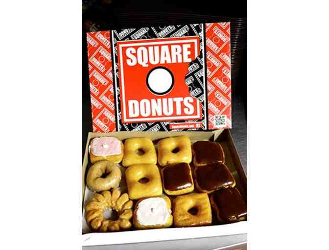 1 Dozen Square Donuts (C) - Photo 1