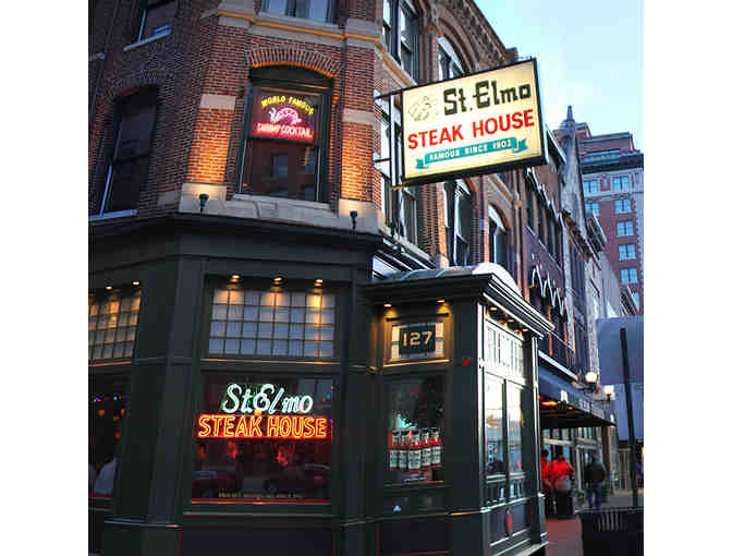 $100 Gift Card to St. Elmo Steakhouse - Photo 1