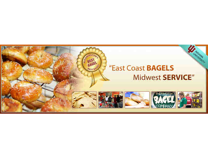 $20 Bloomington Bagel Company Gift Certificate - Photo 1