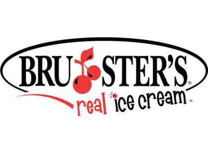 Bruster's Ice Cream 5 Free Cones (B)