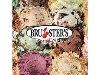 Bruster's Ice Cream - 5 Free Cones (A)