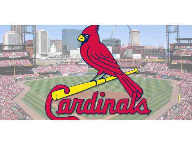 2 Tickets to the St. Louis Cardinals - Photo 1