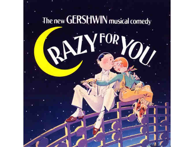 2 Tickets to Crazy for You - Photo 1