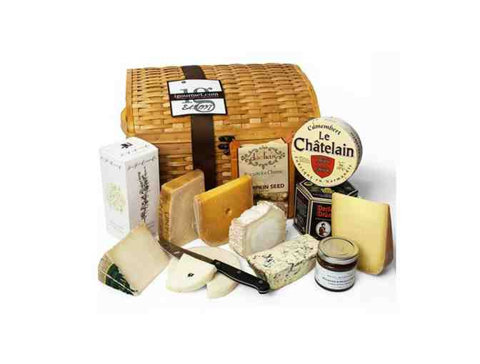 French Cheese Basket