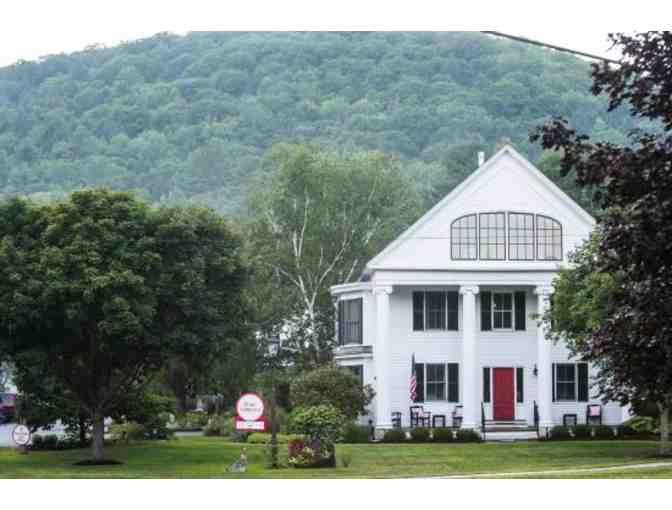 Four Column Inn - Newfane, VT - Weekend Getaway