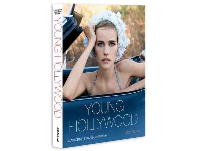 'Young Hollywood' Beautiful Coffee Table Book (Assouline Publishing)