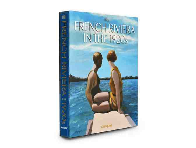 Beautiful Coffee Table Book - 'French RIviera in the 1920's' by Xavier Girard (Assouline)