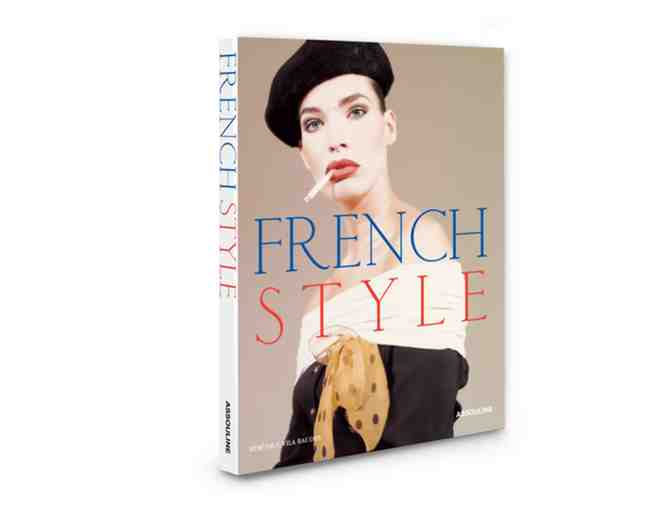 Beautiful Coffee Table Book - 'French Style' by Berenice Vila Baudry (Assouline Pub)