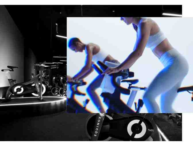 Equinox - Greenwich - 1 month membership with personal trainer and pilates