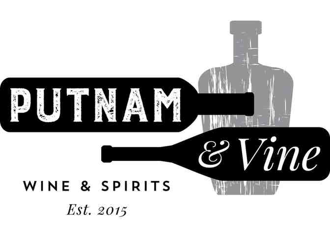 Putnam and Vine - Private Wine Tasting for 10 people