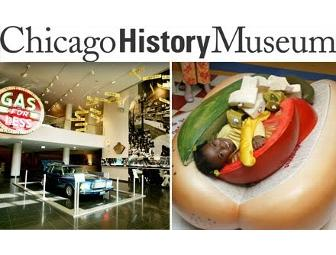 Chicago History Museum - Family Membership