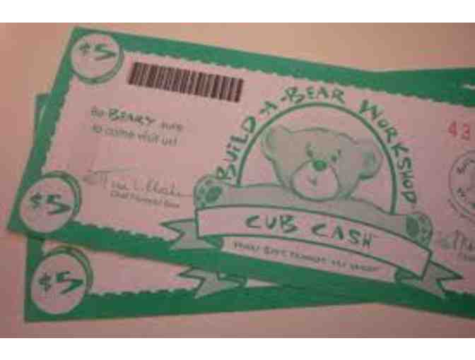 Build-a-Bear Cub Cash