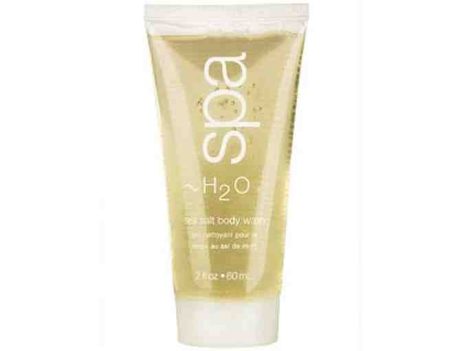 H2O 4oz. Sea Salt Spa Body Wash