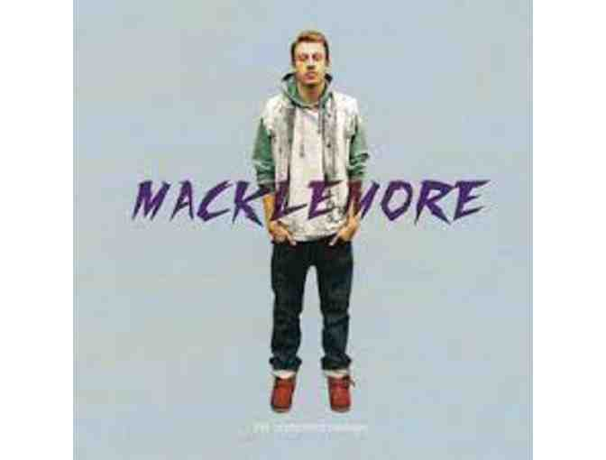 'The Unplanned Mix Tape' CD by Macklemore
