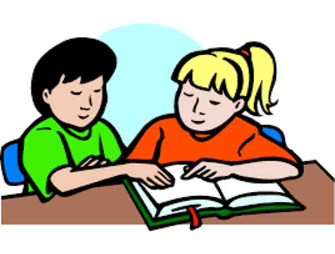 5 Peer Tutoring Sessions