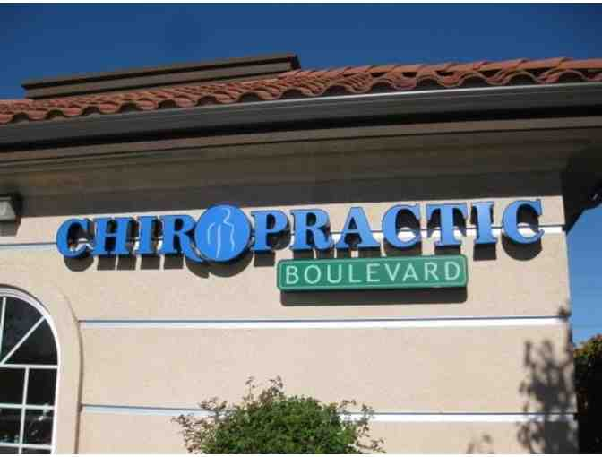 Chiropractic Exam, Consultation and X-ray