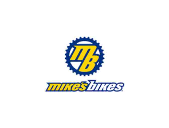Mike's Bikes $25 Gift Certificate