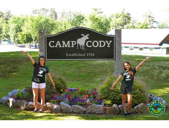 Camp Cody New Hampshire $1,850 Gift Certificate - Photo 1