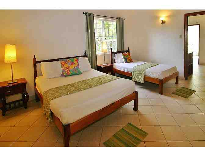 5 day / 4 night stay at White Sands Negril Hotel, Jamaica.