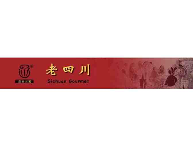 $25 Gift Certificate for Sichuan Gourmet