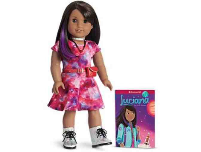 American Girl Doll - Luciana Vega and Crafting Kit