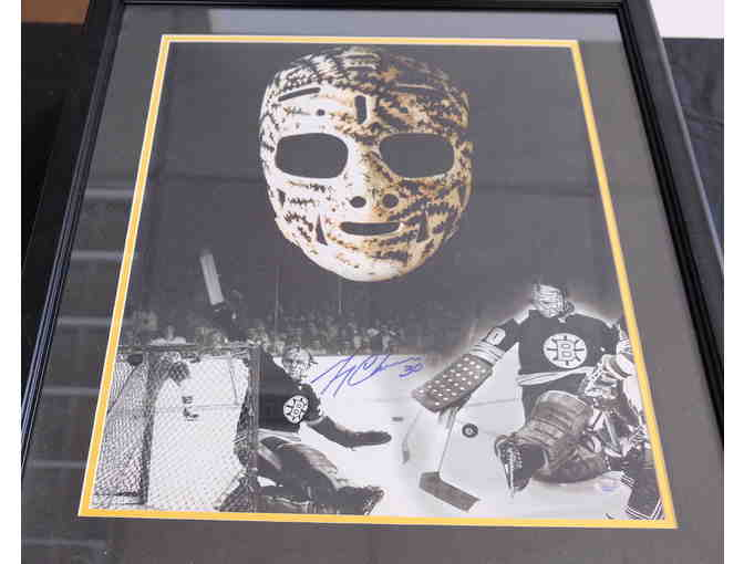 Gerry Cheevers - The Mask