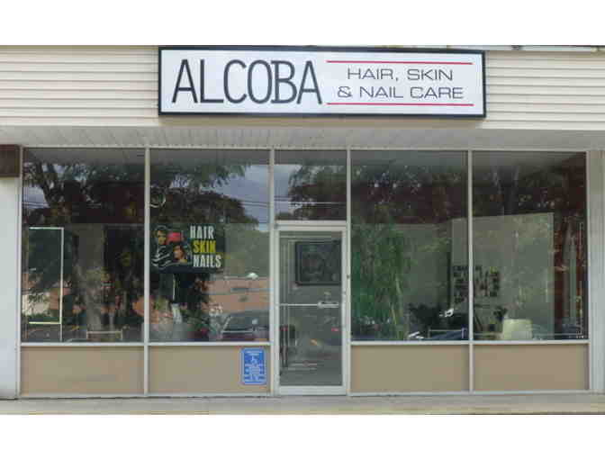 Alcoba - Beauty Salon - $40 Gift Certificate