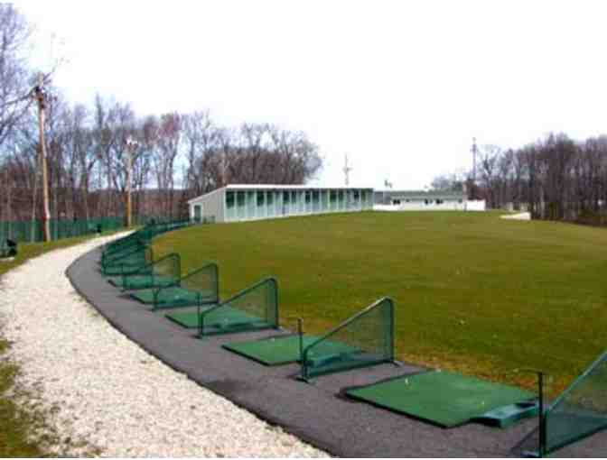 $26 gift certificate for range balls at Southborough Golf