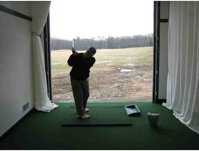 $26 Gift Certificate for range balls from Southborough Golf