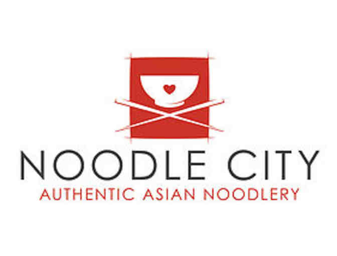 $25 Gift Certification to Noodle City - Ashland