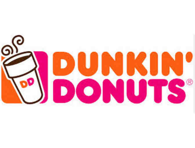 $25 Gift Card to Dunkin Donuts