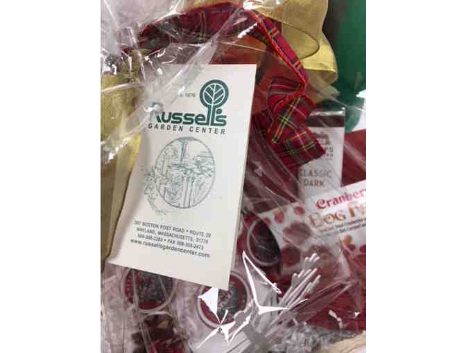 Russell Garden Center Holiday Gift Basket